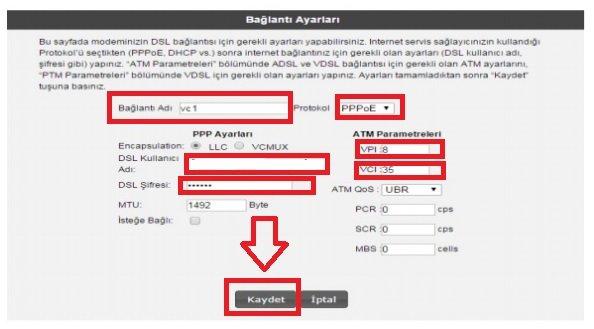 Airties 5442 Modem Kurulumu Resimli Anlatım, Airties 5442 Modem Ayarı, Airties 5442 Kopma Sorunu, Airties 5442 Kablosuz ayarı