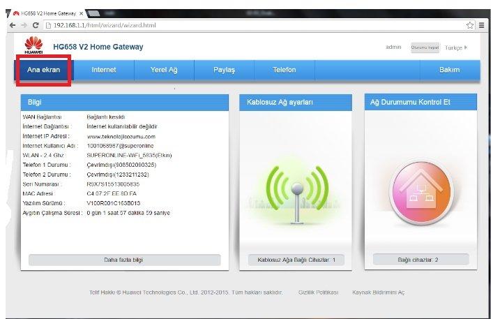 huawei hg658 v2 arayüz şifresi, huawei hg658 v2 modem, huawei hg658 v2 modem ayarları, huawei hg658 v2 kablosuz modem kurulumu, Huawei HG658 V2 Modem Kurulumu Resimli Anlatım, huawei hg658 v2 modem şifreleri