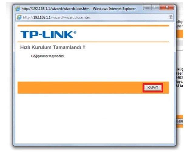 TP Link TD W8951ND Modem kurulumu Resimli Anlatım, TP Link TD W8951ND Modem Şifresi, TP Link TD W8951ND Kablosuz Ağ ayarı, TP Link TD W8951ND Modem ayarı