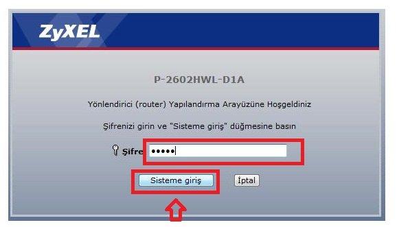 Zyxel P 2602HWL D1A Modem Kurulumu, Zyxel P 2602HWL D1A Modem Ayarı, Zyxel P 2602HWL D1A Kopma Sorunu,Zyxel P 2602HWL D1A Modem şifreleri, Zyxel P 2602HWL D1A Kablosuz ağ ayarı nasıl yapılır