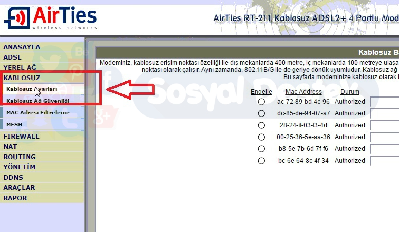 AIRTIES 211 MODEM DRIVERS