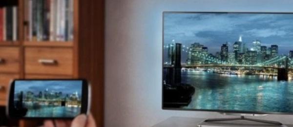 Telefon Ekranını Televizyona Aktarma Nasıl Yapılır