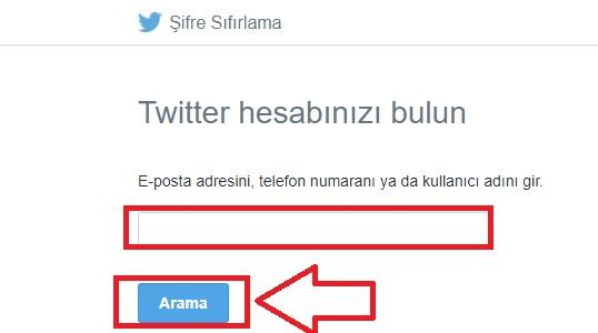 twitter şifre ayarı, twitter şifre sıfırlama, twitter şifre sorunu, twitter şifre yenileme, twitter şifremi unuttum, twitter şifre problemi, twittera giremiyorum, Twitter Sifre Sıfırlama Nasıl Yapılır Resimli