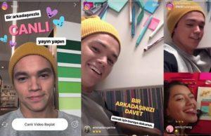 instagram Canlı Yayına Arkadaş Ekleme Resimli Anlatım