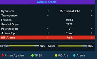 Next Minix HD Amigo Turksat 4A Uydu Kanal Ayarları , next minix hd amigo, uydu kanal ayarı, uydu ayarı, tursat 4a frekans, turksat 4a frekans değeri, next minix hd amigo uydu ayarı