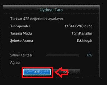 Samsung Smart Tv H Serisi Turksat 4A Uydu Kanal Ayarları, samsung smart tv h serisi, samsung tv uydu ayarı, smart tv kanal ayarı, uydu ayarı, frekans değerleri, samsung smart tv h serisi frekans ayarı