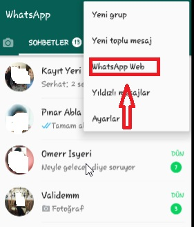 WhatsApp Takipçi ile Gelen Casus 2018