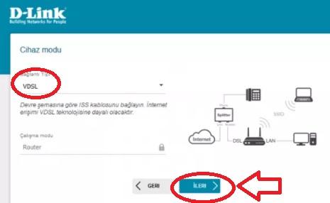 D Link DSL 224 Modem Kurulumu Resimli Anlatım, dlink dsl 224, dlink dsl 224 kurulum, dlink dsl 224 modem ayarı, dlink dsl 224 kablosuz modem kurulumu,dlink dsl 224 internet ayarı
