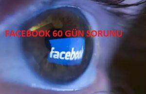 Facebook 60 Gün Dolmadan isim Nasıl Değiştirilir