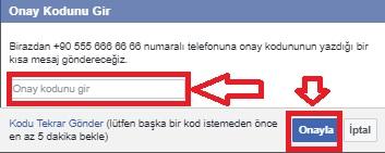 Facebook Kısa Mesaj Etkinleştirme Onay Kodu Alma, facebook sms vodafone, facebook sms turkcell, facebook onay kodu alma, facebook kısa mesaj kapatma, facebook kısa mesaj ücretli mi, facebook sms ayarı