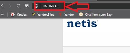 Netis WF2414 Modem Kurulumu Resimli Anlatım, netis internet ayarı, netis wf2414 modem ayarı, netis wf2414 kablosuz ağ ayarı, netis wf2414 kurulum, netis wf2414 internet ayarı