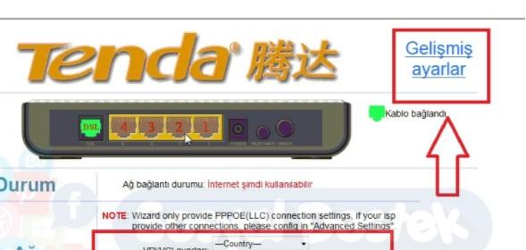 Tenda W150D Modem Sifre Kırma Engelleme, tenda w150d kablosuz şifre kırma engelleme, tenda w150d wifi şifre kırma engelleme, ağımın şifresini kırıyorlar, tenda w150d modemin şifresini kırıyorlar, tenda w150d modem şifre kırma engelleme