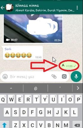 WhatsApp Grup Mesajlarını Kim Okudu Kim Gördü, whatsapp grup mesajlarını kim okudu, whatsap grup mesajlarını kim gördü, mesajlarım kime teslim edildi, mesajım kime iletildi, mesajımı kim gördü, mesajımı kim okudu