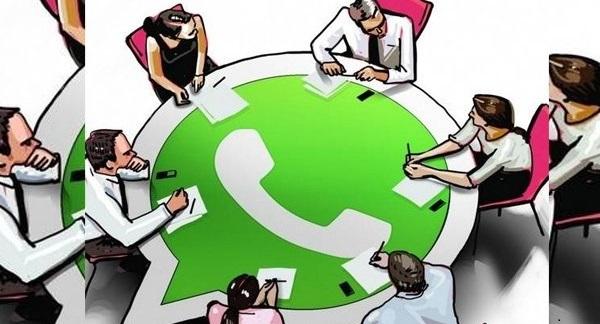 WhatsApp Grup Mesajlarını Kim Okudu Kim Gördü