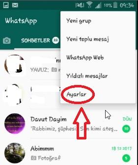 whatsapp konuşma geçmişi başka hat takılınca görülebilir mi