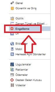 Facebook Sayfa Engelleme ile Engel Kaldırma, facebook sayfa engelleme kaldırma, telefonda sayfa engelleme, facebook engelleme nasıl yapılır, facebook sitesini engelleme, sayfa engeli kaldırma, sayfa engelleme