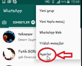WhatsApp Hesap Gözükmesin Gizleme Ayarları, whatsapp hesap gözükmesin, whatsapp gizlenme, whatsapp gizlilik ayarı, hesabım gözükmesin, whatsapp görünmeme, whatsapp gözükmeme