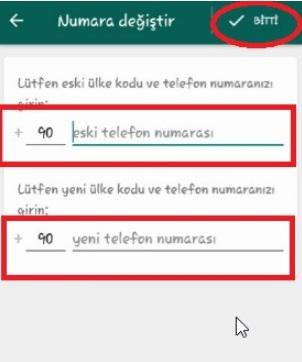 WhatsApp Telefon Numarası Değiştirme, telefon numarası değiştirme, whatsapp hat değiştirme, whatsapp sim kart değiştirme, whatsapp numara değiştirme, whatsapp numara taşıma, sim kart değiştirme, whatsapp hesap değiştirme