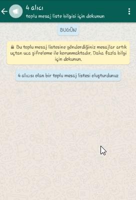 WhatsApp Toplu Mesaj Gönderme Sorunu, mesaj gönderme sorunu, toplu mesaj gönderme, whatsapp toplu mesaj herkesi seçme, whatsapp toplu mesajlaşma, whatsapp çoklu görüşme, whatsapp çoklu mesaj