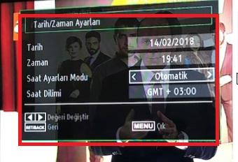 Vestel Lcd Tv Zaman Tarih Saat Dilimi Ayarı, lcd tv zaman ayarı, lcd tv tarih ayarı, lcd tv saat dilimi, vestel lcd tv tarih değiştirme, uydu zaman ayarı