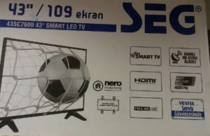 Vestel Seg Tv Kanal Taşıma Sıralama Listeleme