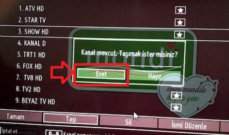 Vestel Smart Tv Kanal Taşıma Listeleme Sorunu, vestel smart tv kanal taşıma, smart tv kanal taşıma, smart tv kanal düzenleme, smart tv kanal listeleme, vestel smart tv kanal sıralama, smart tv kanal taşınmıyor