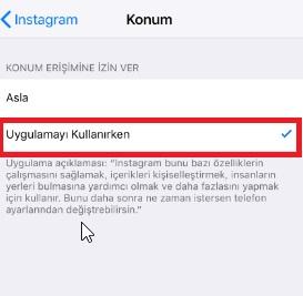 instagram Konum Bulunamıyor Ekleyemiyorum, instagram konum bulunamadı, instagram konum bulamıyorum, instagram mekan ekleme, instagram konum sorunu, konum ekleyemiyorum