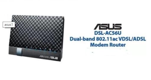 Asus DSL AC56U Kablosuz Modem Kurulumu