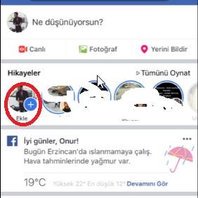 Facebook hikayemde yazı paylaşamıyorum, durumumda yazı paylaşamıyorum, facebook yazı paylaşma, facebook hikaye yazı kısmı yok, facebook hikaye metin kısmı yok, facebook hikaye metin gözükmüyor