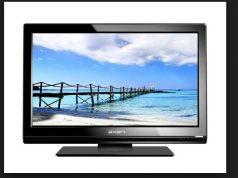 Axen led tv ekran ters döndü düzelmiyor