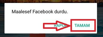 Facebook durduruldu yazıyor cıkıs yapıyor, facebook durdu, facebook maalesef durdu, facebook durduruldu, facebook hesabıma giriş yapamıyorum, facebook atıyor, facebook çıkış yapıyor