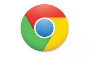 Google chrome videolar siyah ekranda geliyor