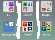 Android telefonumda klasör oluşturamıyorum, telefonumda klasör oluşturamıyorum, ana ekranda klasör oluşturma, telefonumda uygulamaları dosyada toplama, android klasör oluşturma, android telefonda klasör oluşturma