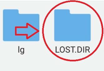 Android telefonumdaki lost dır klasörü ne işe yaramaktadır,lost dır, lost dır dosya kurtarma lost dır geri yükleme lost dır ne işe yarar lost dır nedir?