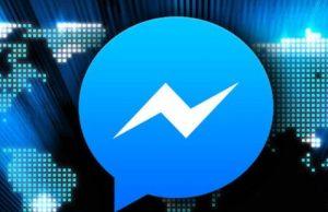 Facebook messenger konum gönderemiyorum