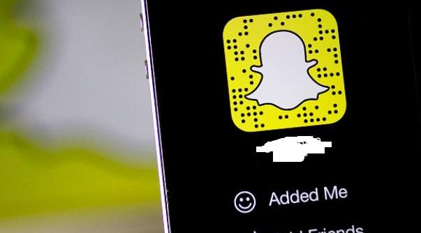 Snapchat resim veya video gönderemiyorum