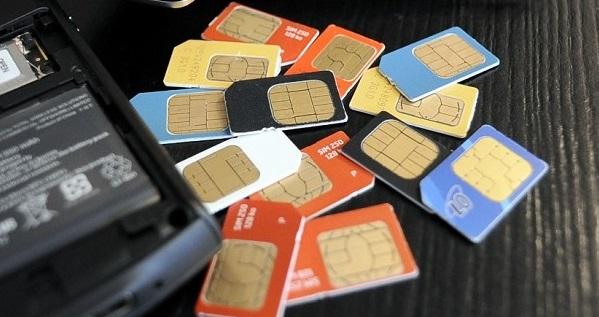 Telefon sim kartı görmüyor kabul etmiyor