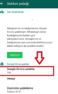 Whatsapp google drive yedeği geri yükleyemiyorum, google drive yedeği geri yükleme, google drive yedeği yüklenmiyor, whatsapp geri yükleme sorunu, google drive whatsapp yedeği yükleme, google drive whatsapp yedeği nerede