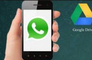 Whatsapp google drive yedekleme yapamıyorum