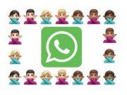 Whatsapp hesabımda emoji gözükmüyor
