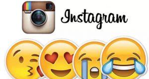 instagram hesabımda emoji gözükmüyor