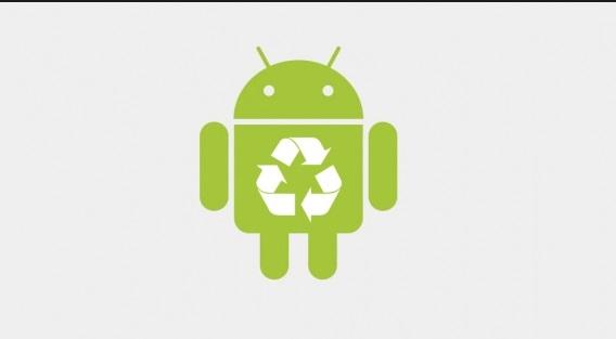 Android telefonumda silinen uygulamaları geri getirme