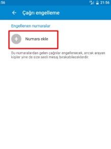 Android telefonumdan numara engelleyemiyorum, telefonda numara engelleme, arayan numarayı engelleme, arama reddetme, telefonumda numara engellenmiyor, arayanı engelleme