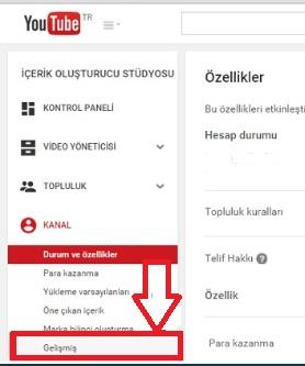 Youtube kanalını siteme ekleyemiyorum olmuyor, siteme youtube kanalı ekleme, youtube kanalını siteye ekleme, siteme youtube ekleme, kanalımı siteme ekleme, siteme kanalı ekleme