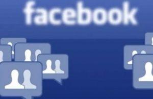 Facebook arkadaşlık isteği gönderildi diyor