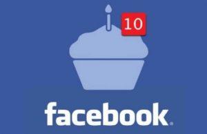 Facebook doğum tarihini değiştiremiyorum değişmiyor