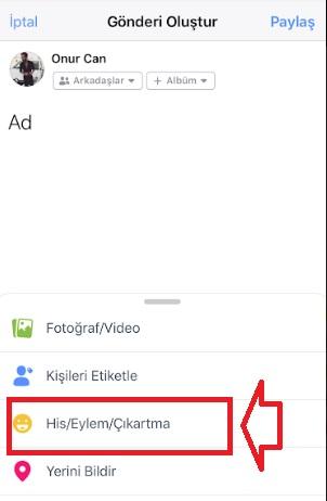 Facebook gönderiye cıkartma ekleyemiyorum koyamıyorum, facebook çıkartma ekleme, facebook çıkartma koyma, gönderiye çıkartma ekleme, facebook çıkartma ayarları, gönderiye çıkartma koyma
