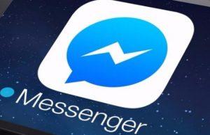 Facebook messenger gruptan ayrılamıyorum