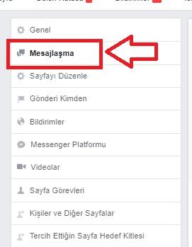 Facebook sayfamda gelen mesajlara otomatik cevap verme, sayfama gelen mesaja hızlı cevap verme, mesaja otomatik yanıt verme, facebook sayfama gelen mesaja hızlı yanıt verme, facebook sayfamdaki mesajlara otomatik yanıt gönderme, facebook sayfamdaki mesaj gönderim ayarları