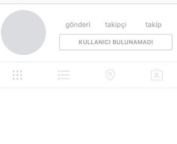 instagram kullanıcı bulunamadı diyor, kullanıcı bulunamadı, instagram kullanıcı bulunamadı, instagram engel kalkmıyor, instagram kullanıcı gözükmüyor, instagram kullanıcı çıkmıyor